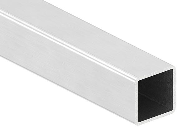 Quadratrohr, 12 x 12 x 1,5mm, Länge: 6000mm