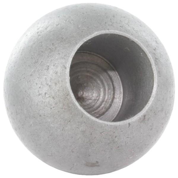Massivkugel 30mm, Sackloch 14,3mm
