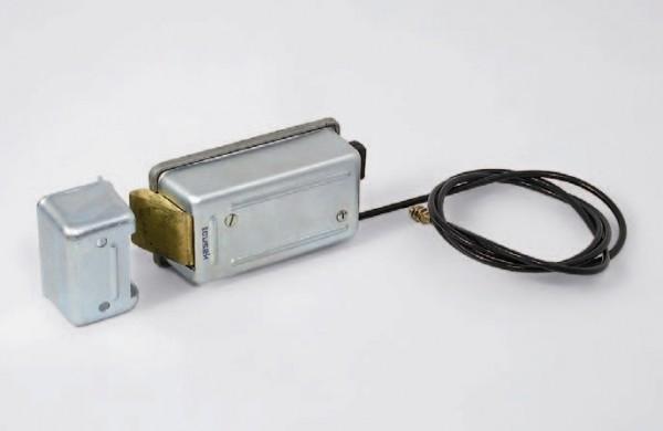 Elektroschloß mit Seilzug 24V DC