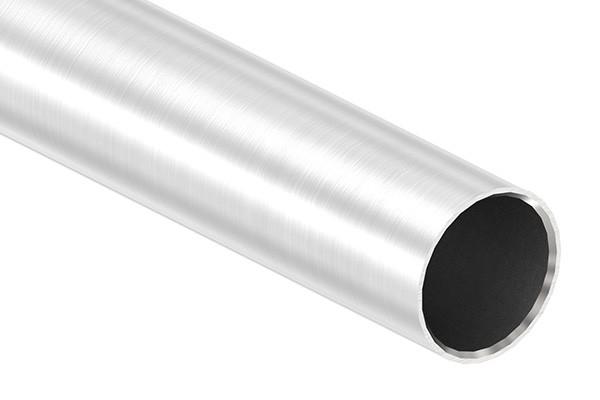 Edelstahlrohr, 33,7 x 2,0mm, Länge: 3000mm