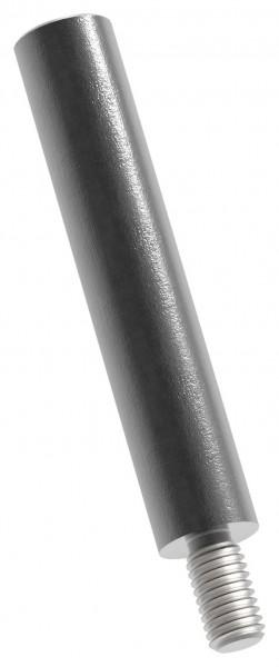 Stift 14mm, 75mm lang