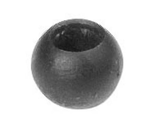 Massivkugel 13mm, Durchgangsbohrung 6 mm