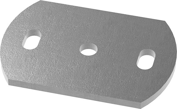 Ankerplatte 120x80x10mm