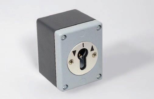 Schlüsselschalter J-APZ 1-2T