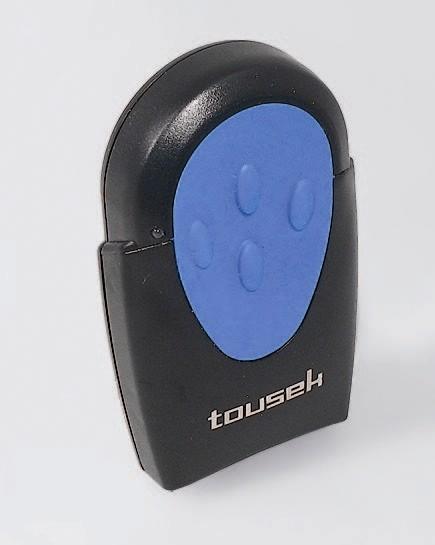 Handsender 4-Kanal RS433-TXR-4