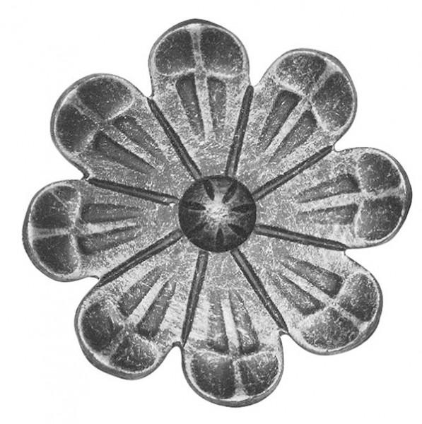 Rosette 2mm, Durchmesser 70mm