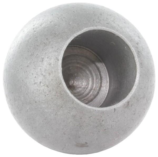 Massivkugel 20mm, Sackloch 12,2mm