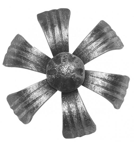 Rosette ( Lilie ) 5mm, Durchmesser 100mm